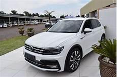 2018 vw tiguan 2 0tsi 4motion highline crossover suv