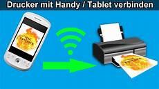 handy tablet mit canon drucker verbinden bilder
