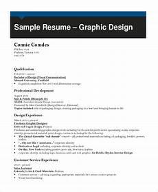 sle graphic designer resume 9 exles in word pdf