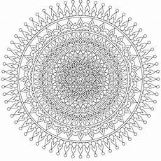 free printable mandala coloring pages for adults 17999 quot moon quot a beautiful free mandala coloring page you can print at home with your