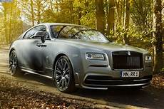 Spofec Rolls Royce Wraith Boosted To 717 Horsepower