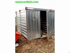 materialcontainer 51 gebraucht kaufen auction premium