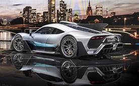 Mercedes AMG Project One Hypercar Finally Unveiled – Sub 6