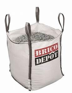 big bags de gravier pour confection de b 233 ton 1 m3 brico