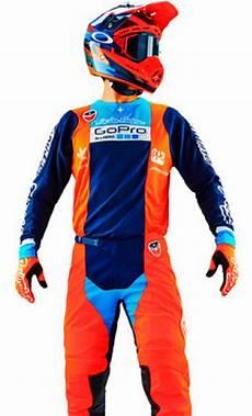 vetement moto cross tenue cross troy designs factory fx motors