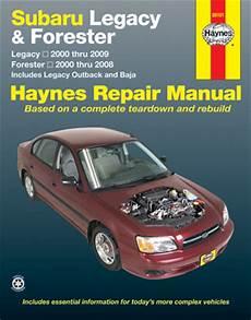 small engine service manuals 1993 subaru legacy electronic throttle control 2000 2009 subaru legacy 00 08 forester haynes repair manual