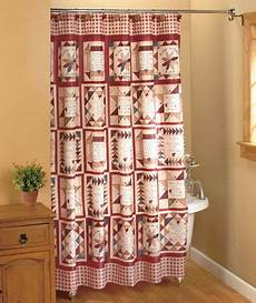 Country Decor Shower Curtains