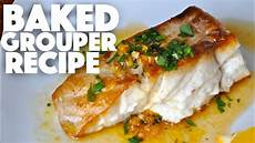 catch n cook baked grouper fillet recipe saltwater fish dinner filet and cook youtube