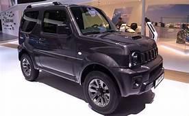 Maruti Suzuki Jimny 2021 Price In India Launch Date