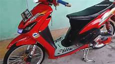 Modifikasi Motor Mio by Modifikasi Yamaha Mio 2008