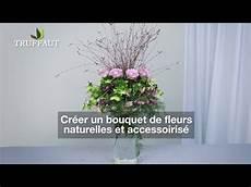 comment faire un bouquet de fleurs floral comment faire un bouquet de fleurs naturelles jardinerie truffaut tv
