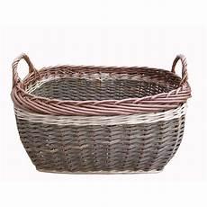 Basket Storage by Buy Coniston Wicker Storage Basket Log Basket From The