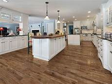 Kitchen Floor Tile Or Hardwood by Tiles With Imitation Wood Looks The More It
