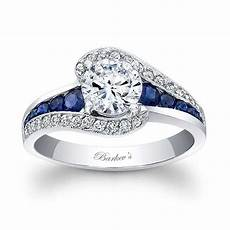 barkev s blue sapphire engagement ring 7898lbs
