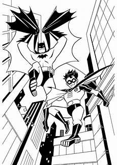 Robin Malvorlagen Pdf Free Batman Printable Coloring Pages Free Clip