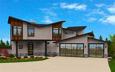 Exciting Exclusive 6 Bed Modern House Plan 85145ms
