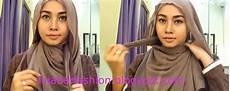 Cara Memakai Jilbab Yang Lagi Trend Tutorial