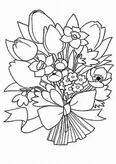 Malvorlagen Kostenlos Ausdrucken Ausmalbilder Blumen 7 Ausmalbilder
