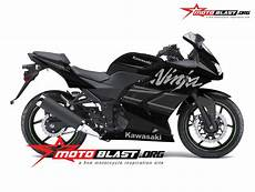 250 Karbu Modif Simple by Modif Striping Kawasaki 250r Karbu Black Simple