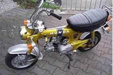 honda dax st 70 motorrad hercules