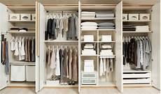 6 Tipps F 252 R Ordnung Im Kleiderschrank