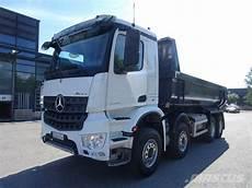mercedes arocs used mercedes arocs 3245 k 8x4 4 dump trucks year
