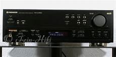 dolby surround verstärker pioneer vsx 405 analoger surround av receiver