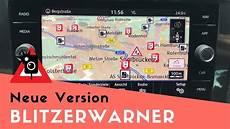 Vw Blitzerwarner 2020 Blitzer Poi Discover Media Pro