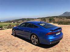 2019 audi a7 drive review evolution in africa