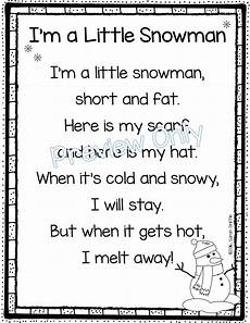 daughters and kindergarten 5 winter poems for
