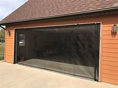 4 foot roll up garage zip roll brand roll up garage door screen 16 x 7 90