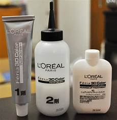 Loreal Feria 3d Color Chart Re Energizing My Hair With L Oreal Feria 3d Color In 71