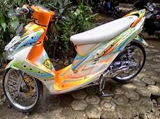 Mio Soul Modifikasi Warna by Modifikasi Mio Gt Warna Putih Thecitycyclist