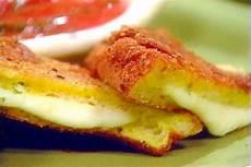 mozzarella carrozza mozzarella en carrozza recipe food network
