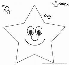 Malvorlage Sterne Klein Ausmalbilder Sterne