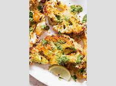 delicious roasted cauliflower dish_image