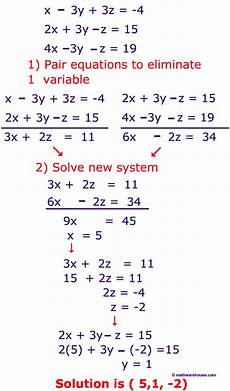 solving system of equations by elimination worksheet the best worksheets image collection