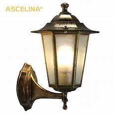 aliexpress com buy ascelina outdoor led wall light