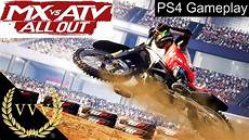 mx vs atv all out ps4 gameplay