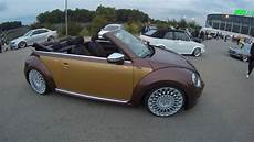 New Beetle Cabrio - vw new beetle convertible lowered cabrio brown colour