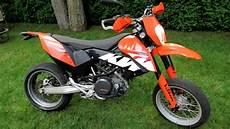 2009 Ktm 690 Smc Supermoto Motorcycle Akrapovic Exhaust