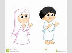 Hajj Cartoon Vector   CartoonDealer.com #97009823
