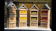 Insektenhotel Selber Bauen Natur Naturmacher 2018