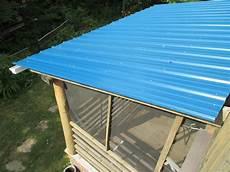 couverture toiture tole tole toiture veranda
