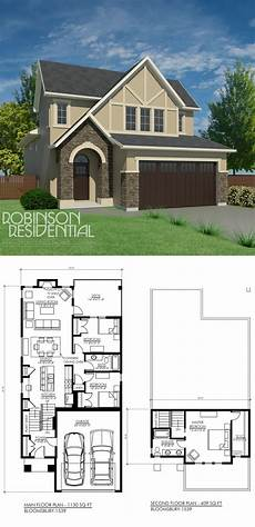bungaloft house plans tudor bloomsbury 1539 robinson plans dream house plans