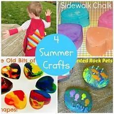 basteln sommer kinder summer crafts for sippy cup