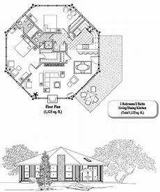 small octagon house plans love the open rounded floor plan 2 bedrooms 2 baths