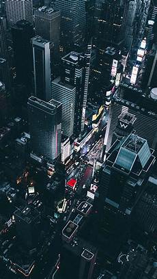iphone background photos time square new york view from chopper iphone wallpaper