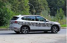 Bmw X1 2019 Facelift Spotted As Hybrid Prototype Autocar