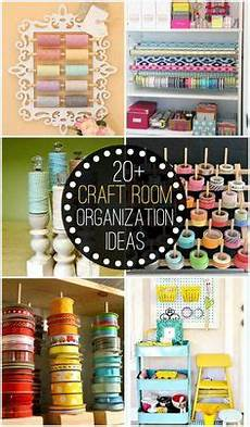 a budget friendly craft room could put two book cases
